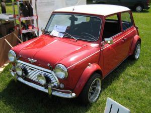 Mini-Cooper blog